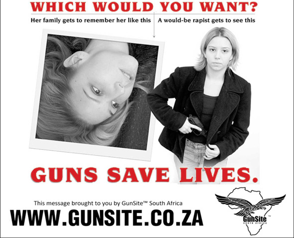 Firearm Amnesty, GunSite™ South Africa's interpretation