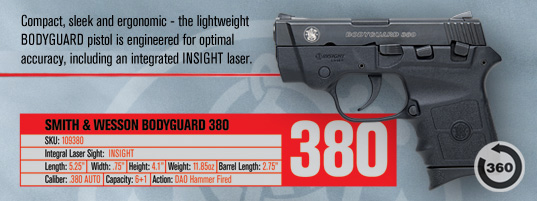 Untitled 2 Smith & Wesson Introduces New BODYGUARD Line