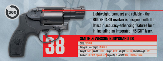 Untitled 3 Smith & Wesson Introduces New BODYGUARD Line
