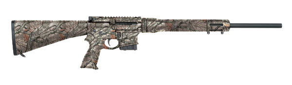 Mossberg's New MMR Hunter – AR 15