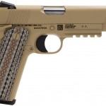 The Colt M1070CQBP – M45A1 Close Quarter Battle Pistol