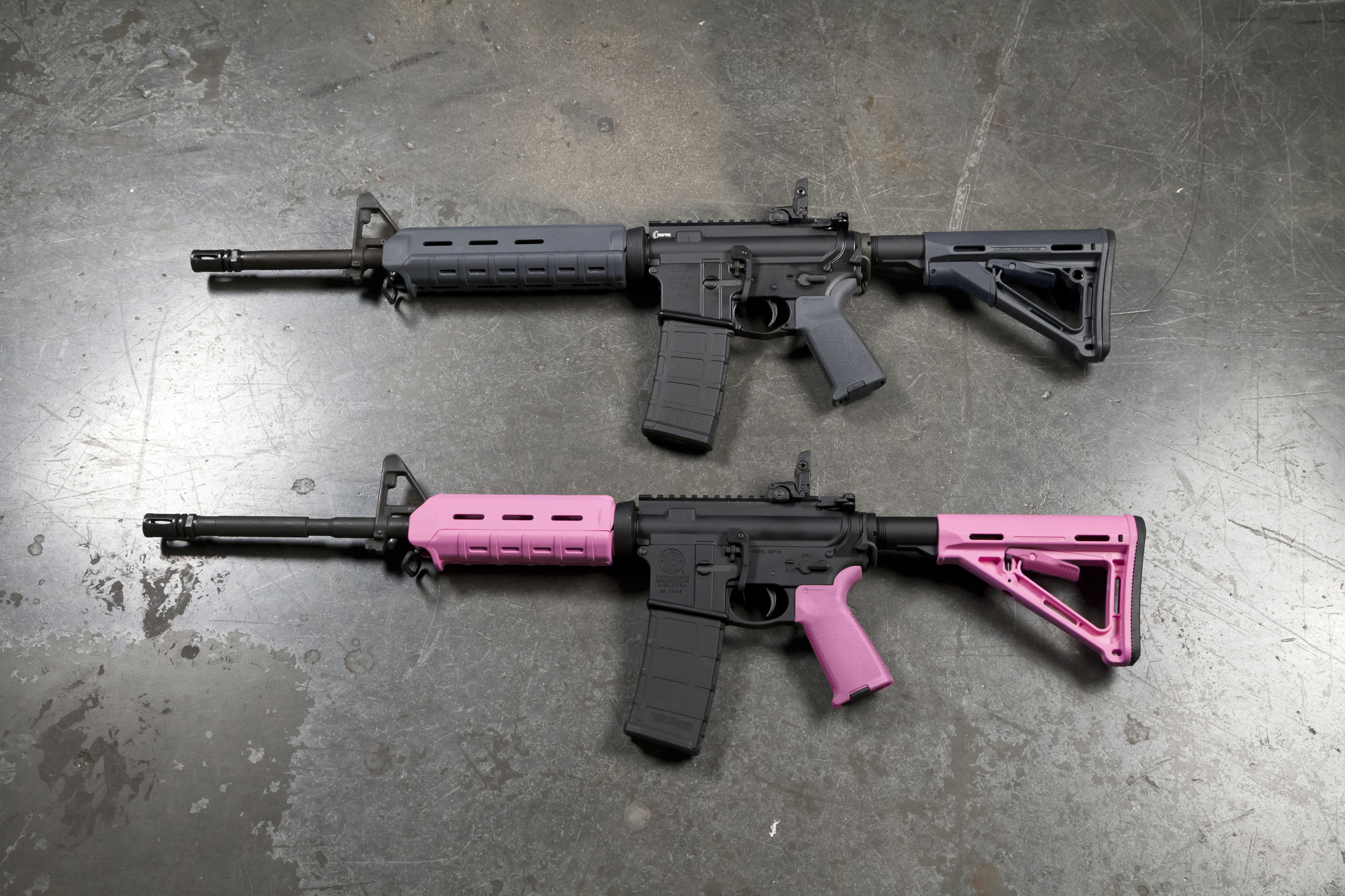 New Furniture and Colours for AR15's in 2014 | GunSite South