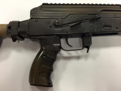 Upgrades to the AK-74 for the Russian Army – Courtesy of Larry Vickers