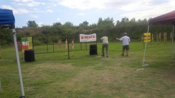 idpa world shoot range