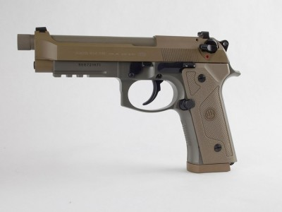 Beretta M9A3 Handgun Now Shipping . . . In the US