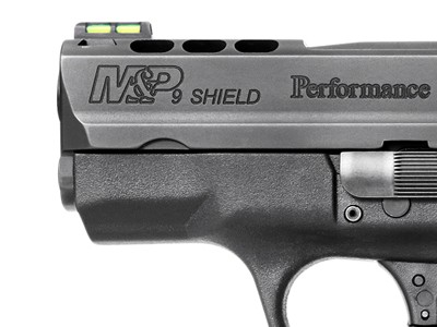 Smith & Wesson Performance Center Ported M&P SHIELD