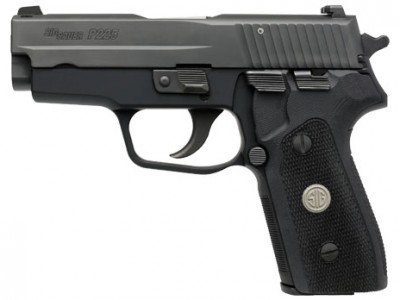 The's a new SIG SAUER P225, the P225-A1