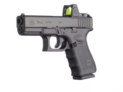 GLOCK Releases Two New Additions:  G17 Gen4 MOS & G19 Gen4 MOS