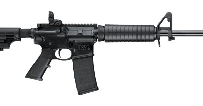 The new Smith & Wesson M&P15 SPORT II