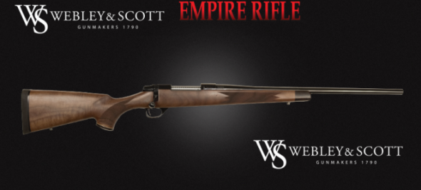 Webley & Scott Empire Rifle