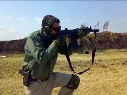 SWATG and the Dashprod SAR M14 Rifle