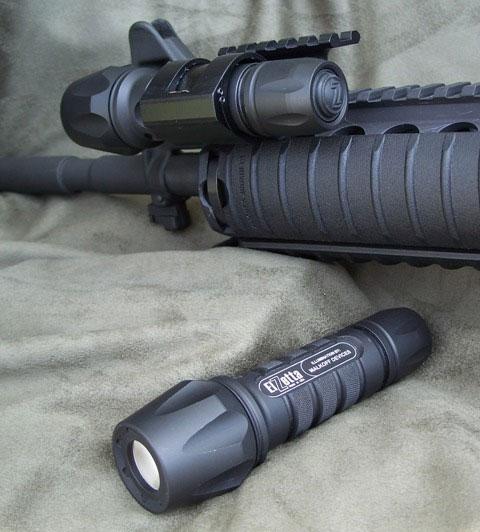 Elzetta M60 TACTICAL WEAPON LIGHT