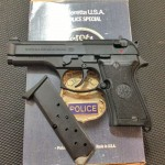 The Beretta Compact 92L Type M